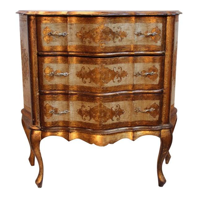 Vintage Italian Gilt Wood Dresser - Image 1 of 11