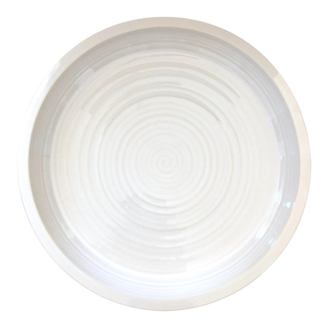Large Pottery Barn Platter For Sale