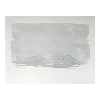 Abstract Landscape in Mist by Chelsea Fly For Sale