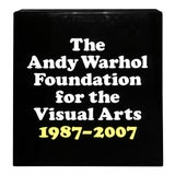 "Image of ""The Andy Warhol Foundation for the Visual Arts 1987-2007"" Book For Sale"