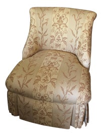 Image of Sunroom Slipper Chairs