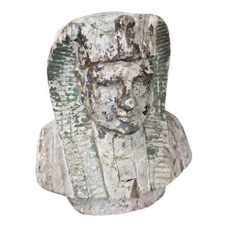 Pharaoh Sculpture