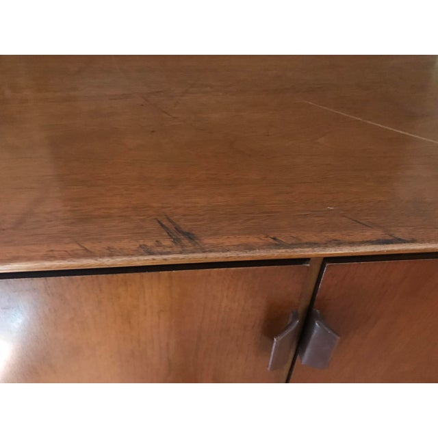 Mid 20th Century Mid Century Modern Edward Wormley for Dunbar Gentleman's Chest For Sale - Image 5 of 13