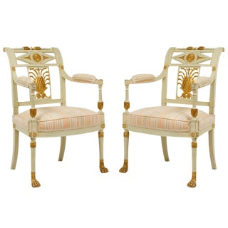 18th Century Chairs by Jacob For Sale