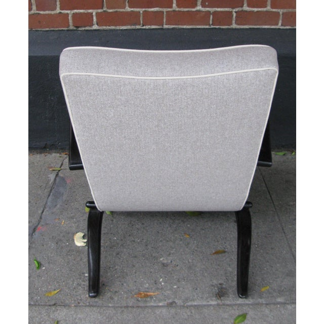 1930s Jindrich Halabala Lounge Chair For Sale - Image 5 of 6