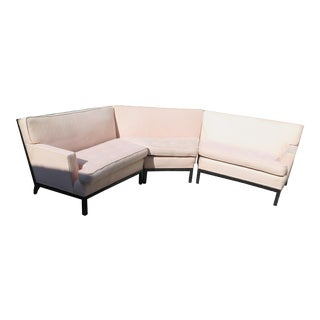 Mid-Century Modern Sectional - 3 Pieces