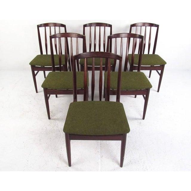 1970s Mid-Century Modern Vamo Sonderborg Rosewood Dining Set For Sale - Image 5 of 11