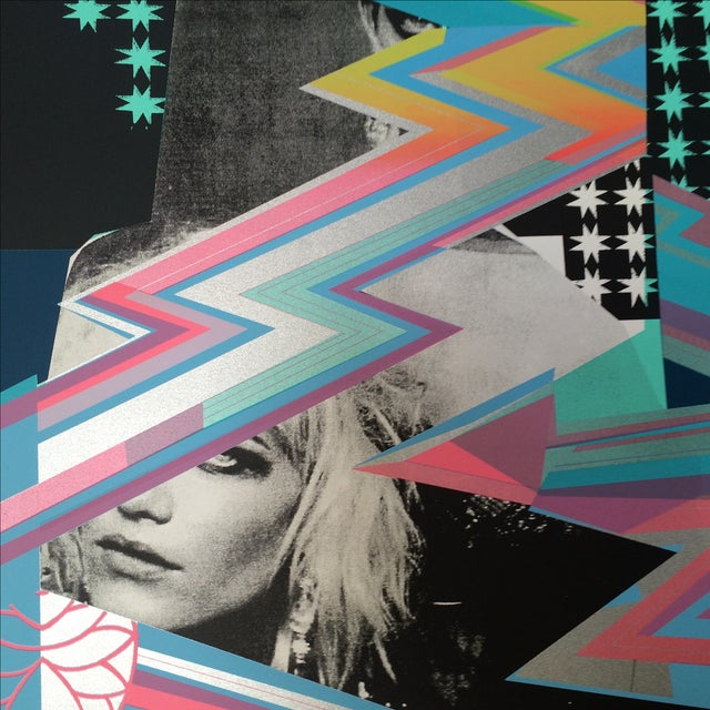 Blondie Silkscreen Poster - Image 4 of 8