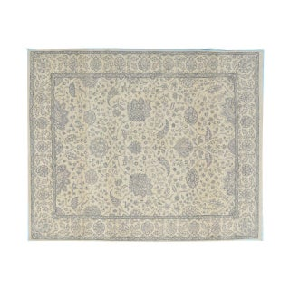 Stark Studio Rugs Traditional Oriental Pakistan Wool Rug - 8′ × 9′7″ For Sale
