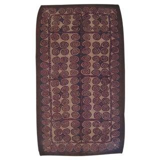 Vintage Felt Carpet For Sale