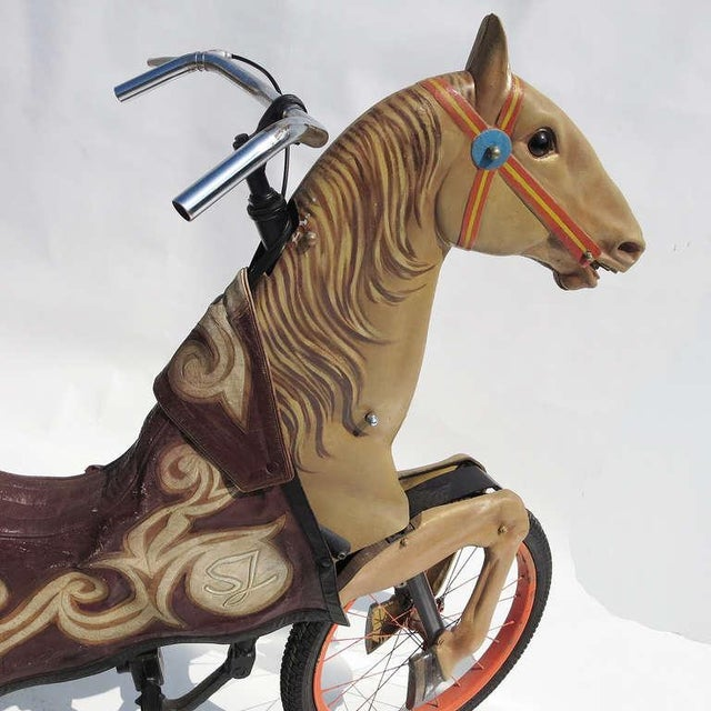 Adult Size, Carnival Horse Racing Bike For Sale In Los Angeles - Image 6 of 9