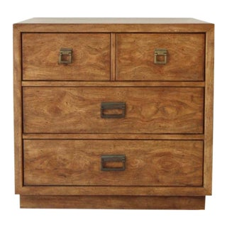 Vintage Drexel Lowboy Chest of Drawers For Sale