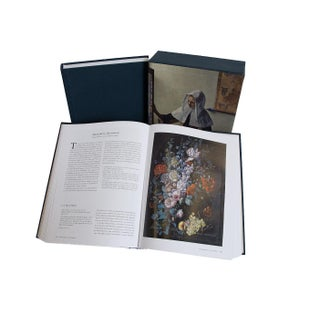 Navy Dutch Paintings Box Set, (S/2) Preview