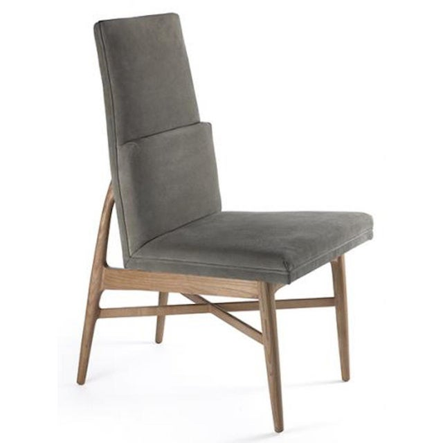Contemporary Studio Van den Akker Hanna Side Dining Chair For Sale - Image 3 of 5