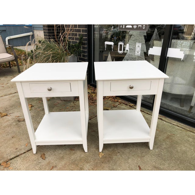 Borkholder Fifth Avenue Nightstands-a Pair For Sale - Image 11 of 11