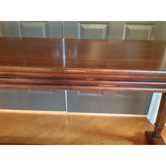 Restoration Hardware Console Sideboard - Image 6 of 6