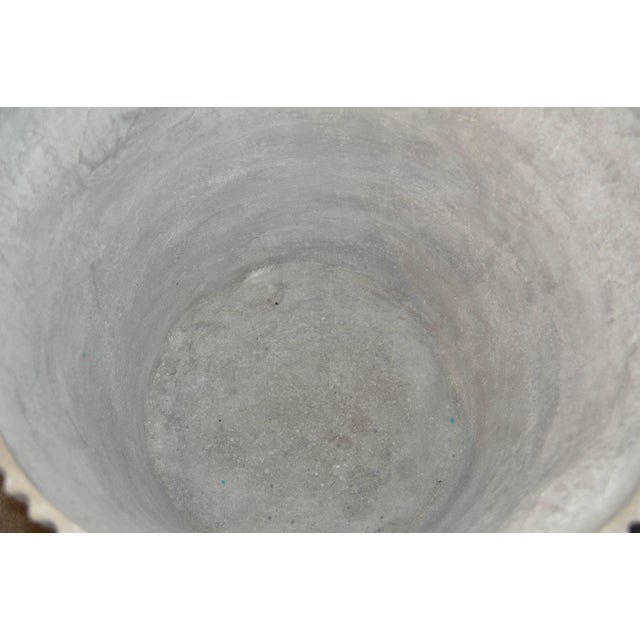 Not Yet Made - Made To Order Mid-Century Modern Cast Fiber Cement Planter For Sale - Image 5 of 7