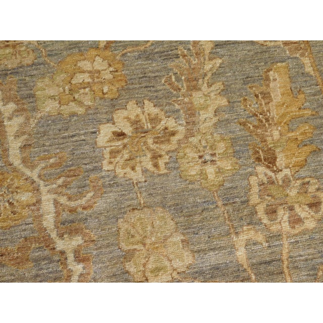 """Hand-Knotted Pakistan Rug - 3'5"""" x 4'10"""" - Image 9 of 10"""