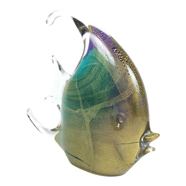 Murano Glass Fish For Sale