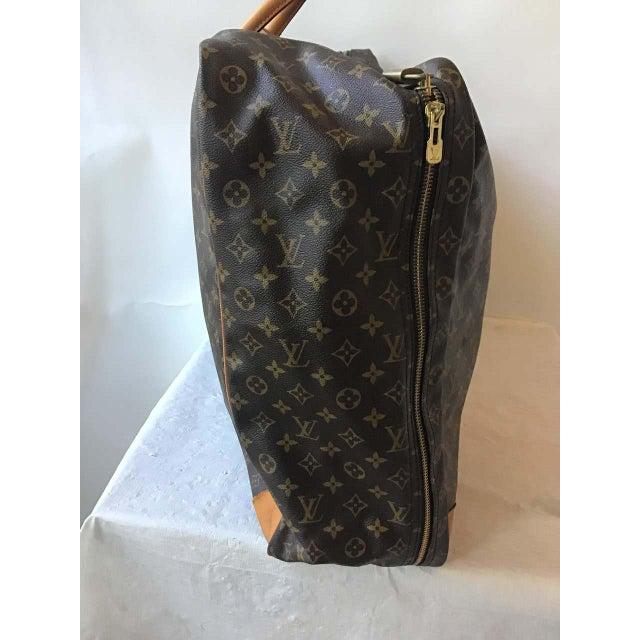 1980s Louis Vuitton Soft Suitcase For Sale - Image 12 of 13