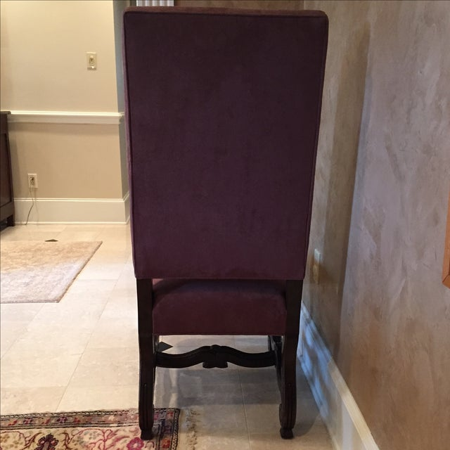 Dining Chairs - Set of 8 - Image 4 of 7