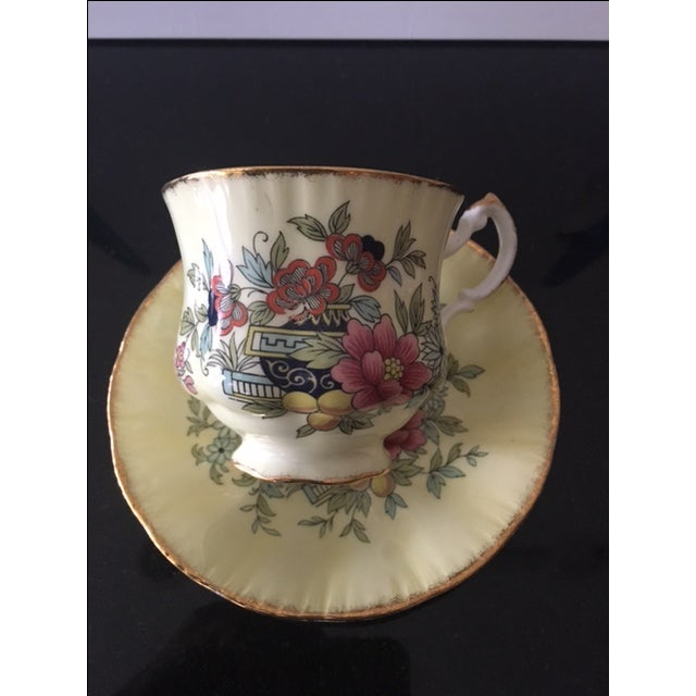 Paragon Bone China Tea Cup and Saucer - Image 5 of 6