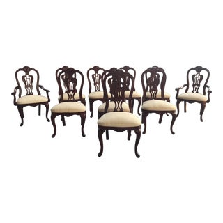 ThomsVille Dining Room Chairs Set of 10 For Sale