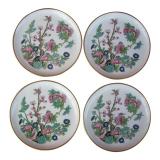 Kaiser W. Germany China Coasters - Set of 4 For Sale