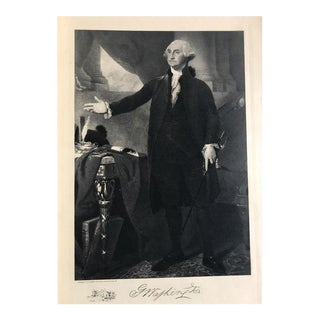 Antique Official White House Prints For Sale