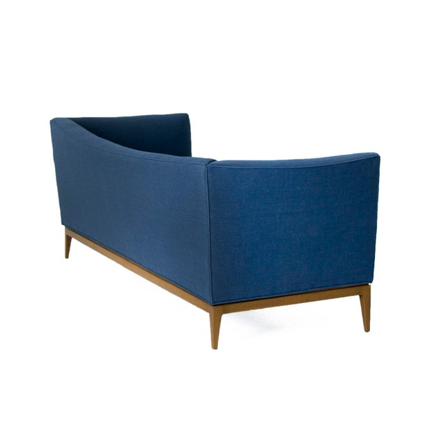 Directional Paul McCobb for Directional pair of Settees For Sale - Image 4 of 6