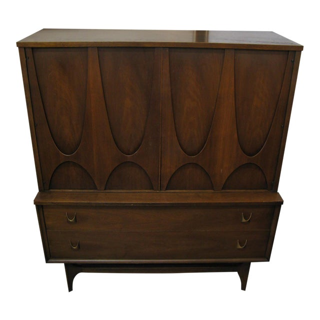 Broyhill Brasilia Highboy Dresser - Image 1 of 11