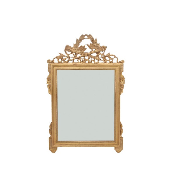 Neoclassical Style Giltwood Mirror - Image 1 of 5