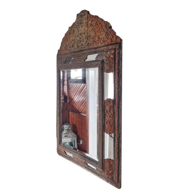 Baroque 18th Century Dutch Baroque Mirror For Sale - Image 3 of 10