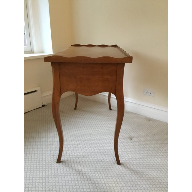 Lovely vintage Ladies Writing Desk made in the 50's or 60's by Bodart. Style is French Provincial and features a unique...