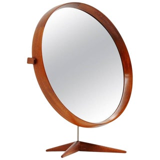 Uno and Osten Kristiansson Luxus Table Mirror