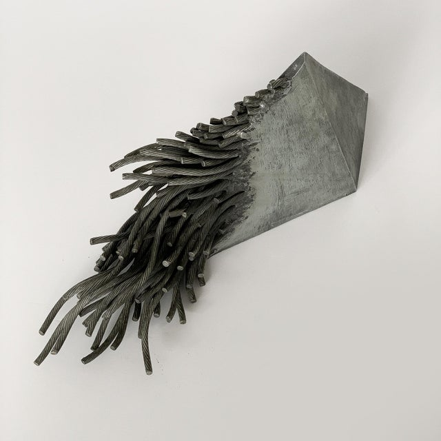 1980s Bella Feldman Abstract Sculpture, Out of Egypt For Sale - Image 5 of 12
