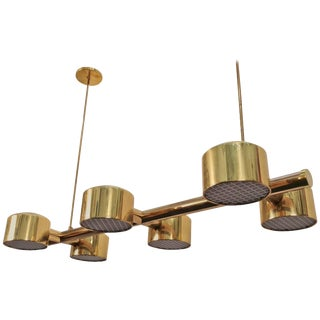 Large and Rare Chandelier by Hans-Agne Jakobsson For Sale