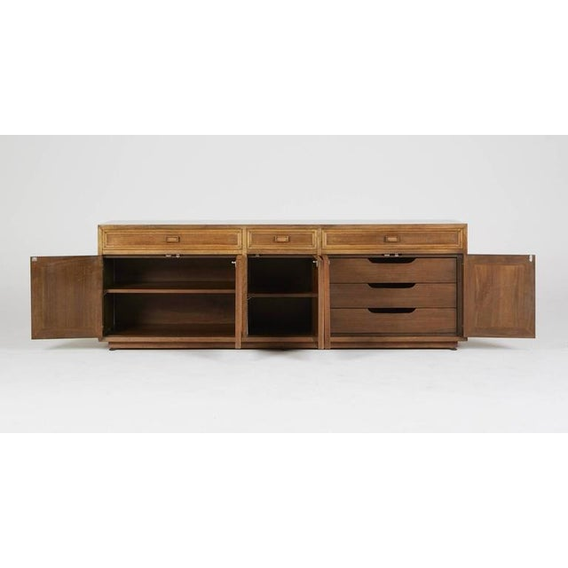 Maurice Bailey for Monteverdi-Young Carved Credenza - Image 2 of 5