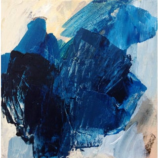 """Dani Schafer """"Undercurrent II """" 2015 Painting"""