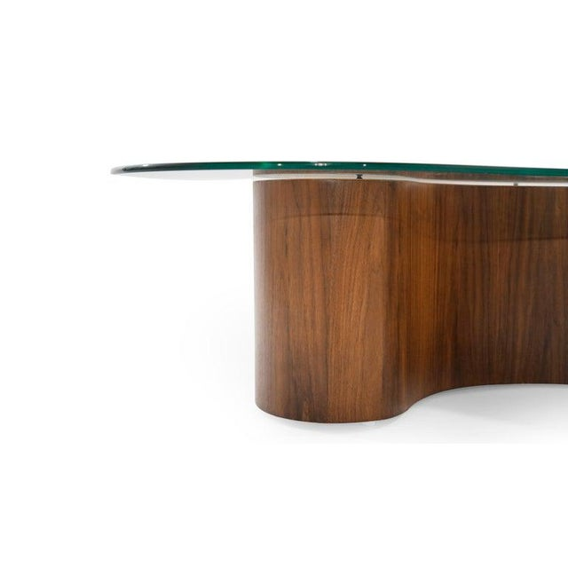 Vladimir Kagan Apostrophe Coffee Table, 1950s For Sale - Image 11 of 13