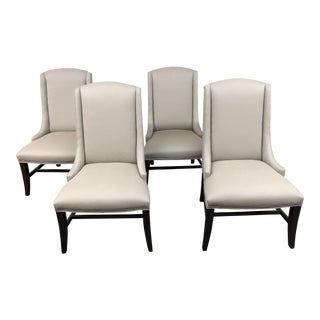 Bernhardt Upholstered Dining Chairs - Set of 4