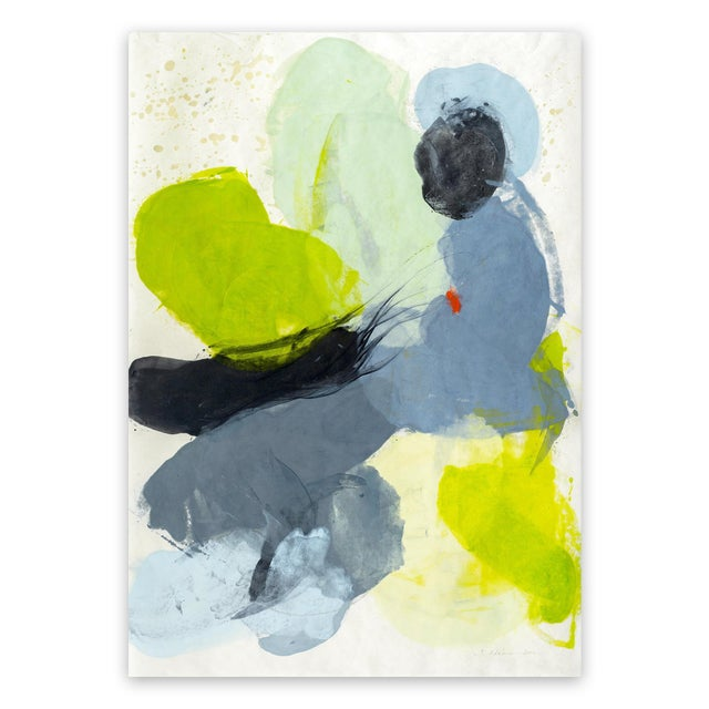 """Tracey Adams Tracey Adams """"Guna Jj"""", Painting For Sale - Image 4 of 4"""