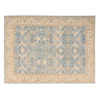 Stark Studio Rugs Traditional Oriental Wool Rug - 10′3″ × 14′ For Sale