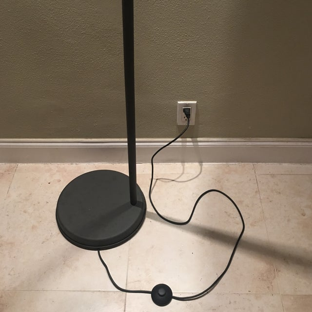 Dark Bronze Industrial Floor Lamp - Image 5 of 6