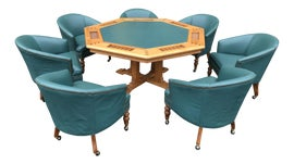 Image of Americana Card and Game Tables