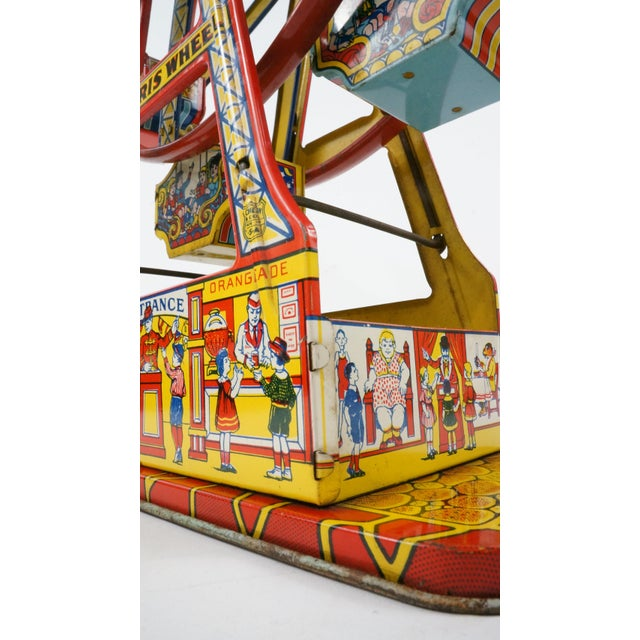 Antique Hercules Ferris Wheels - A Pair - Image 7 of 8