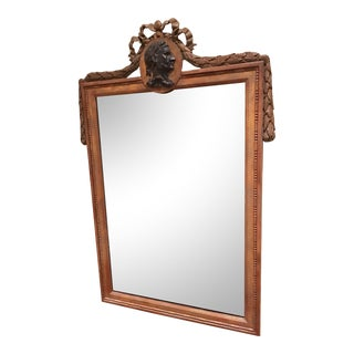 French Wall Mirror For Sale