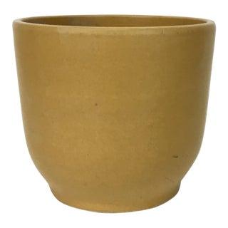 1960s Mid-Century Gainey Ceramics T8 Planter For Sale
