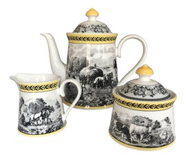 Image of French Provincial Tea Sets