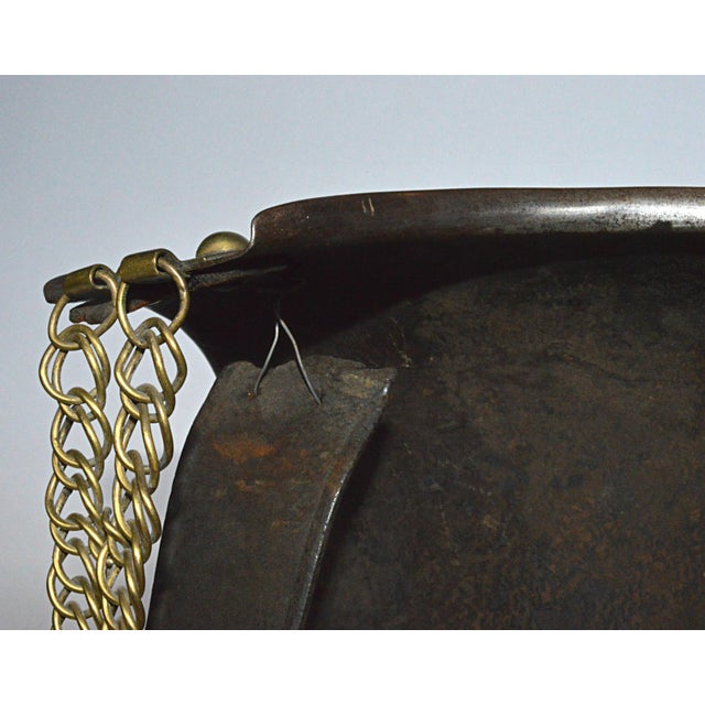French Cuirassier's Breast and Back Plate For Sale - Image 9 of 11